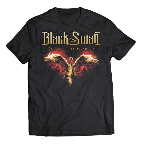 Black Swan - Shake The World Album Tee