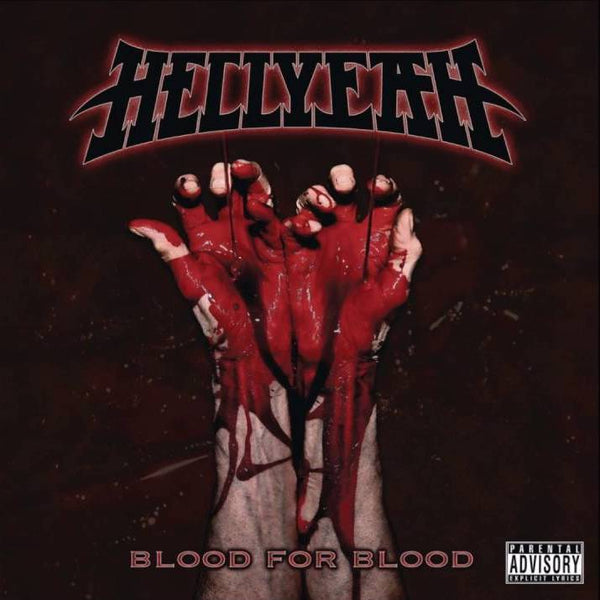 HELLYEAH - Blood For Blood CD