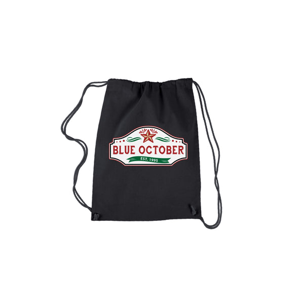 Blue October - Established 1995 Drawstring Bag