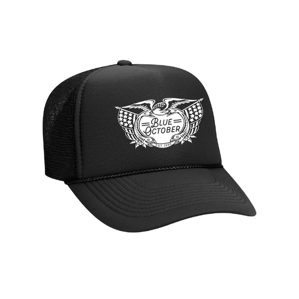 Blue October - Est. 1995 Eagle Trucker Hat