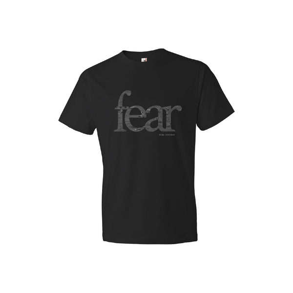 Blue October - Fear Tee (Black)
