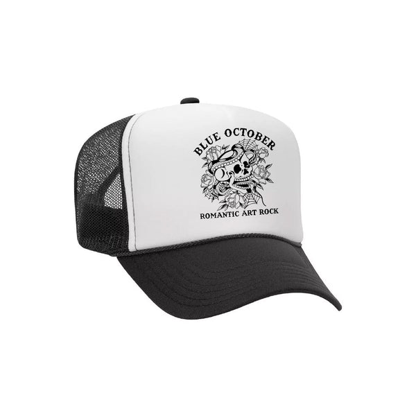 Blue October - Romantic Art Rock Trucker Cap