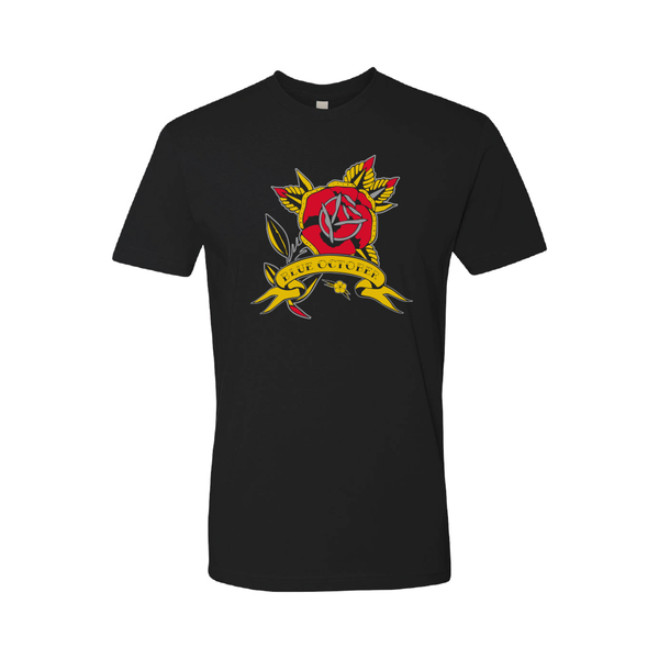 Blue October - Rose Tattoo Tee
