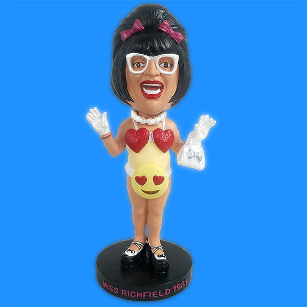 Miss Richfield 1981 - Bobble Head 2019