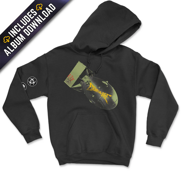 Escape The Fate - Chemical Warfare Hoodie (PRESALE 02/19/21)