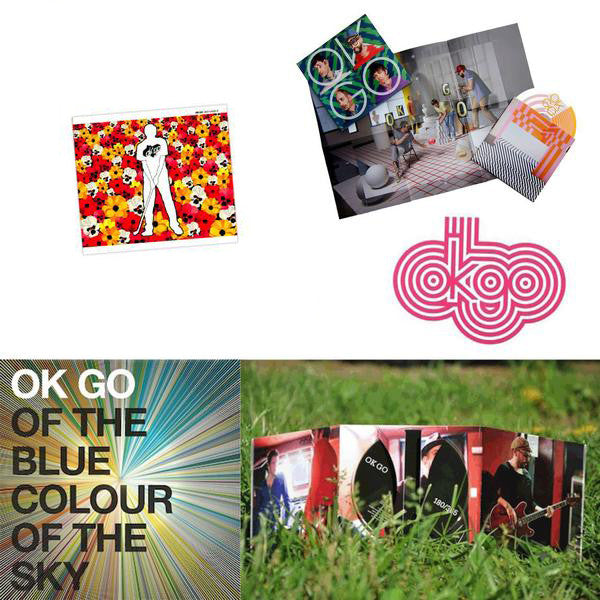 OK Go - CD Bundle