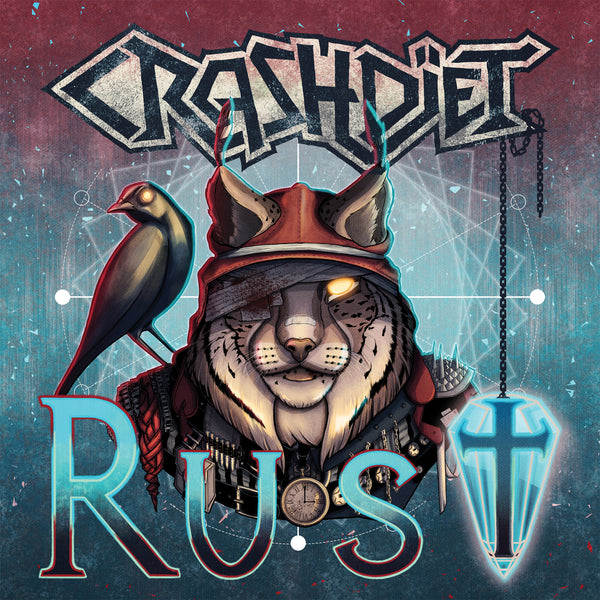 Crashdiet - Rust CD