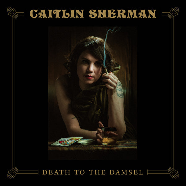 Caitlin Sherman - CD (PRESALE 02/14/20)