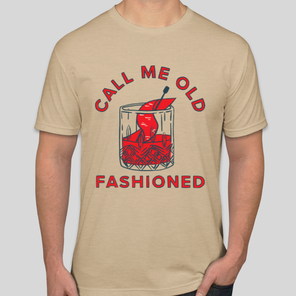 The Jones Assembly - Call Me Old Fashioned Shirt