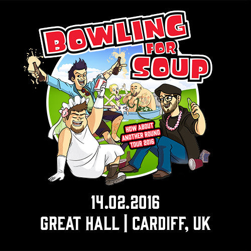 Bowling For Soup - UK Live Show Download - 14/02/16 Cardiff