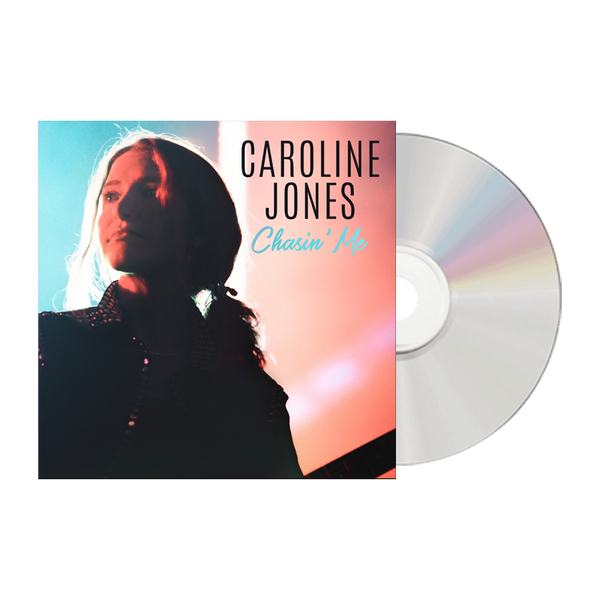Caroline Jones - Chasin' Me EP *CD* (PRESALE 10/18/19)