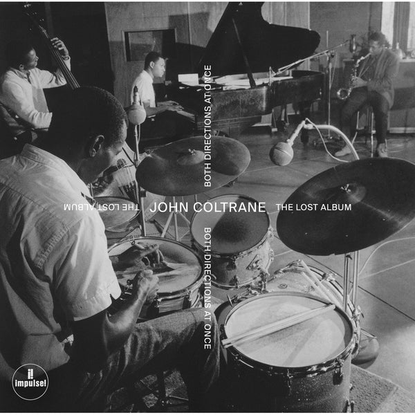 Coltrane - The Lost Album CD
