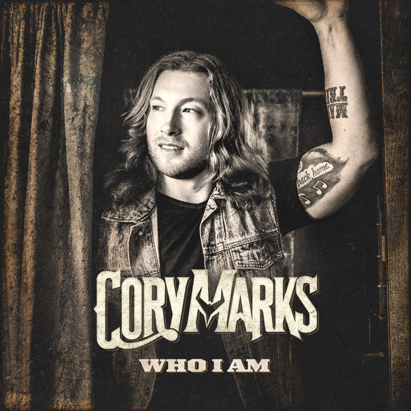 Cory Marks - Who I Am CD (PRESALE 08/07/2020)
