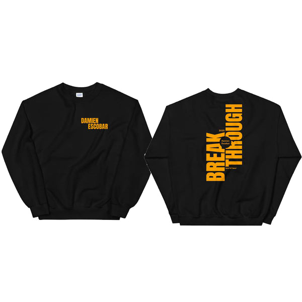 Damien Escobar - Breakthrough Crewneck Sweatshirt