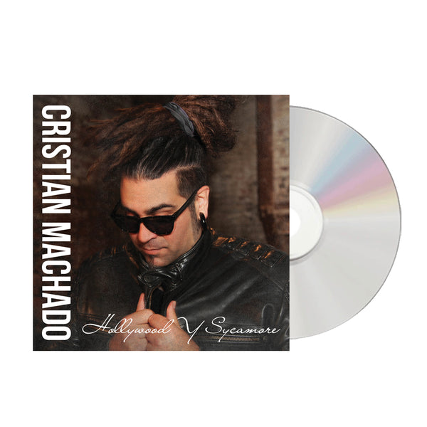 Cristian Machado - Hollywood y Sycamore CD (PRESALE FALL 2020)