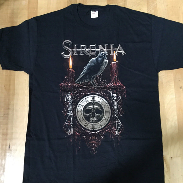 Sirenia - The Crow T-Shirt