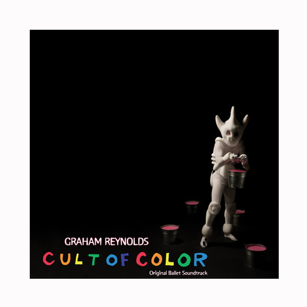 Graham Reynolds - Cult of Color CD (2008)