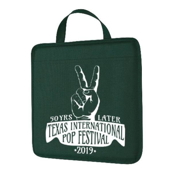 Texas International Pop Festival - Stadium Cushion