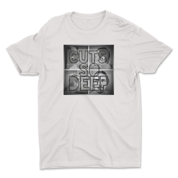 Graham Wilkinson - Cuts So Deep Tee (PRESALE 02/12/21)