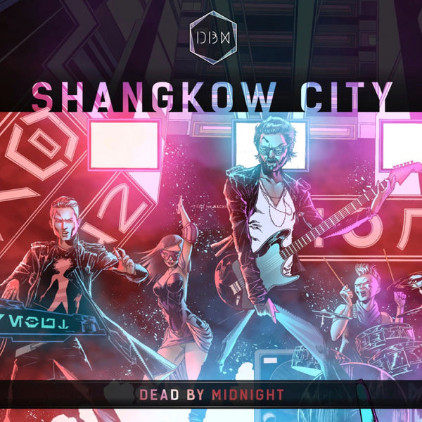 Dead By Midnight - Shangkow City EP Download (PRESALE 09/01/20)