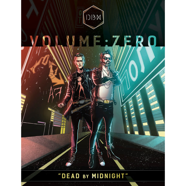 Dead By Midnight - Vol 0 & Vol 1.1 Limited Edition Comic