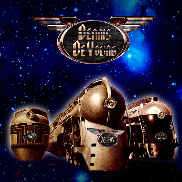 Dennis DeYoung - 26 East, Vol. 1 CD (PRESALE 05/22/20)