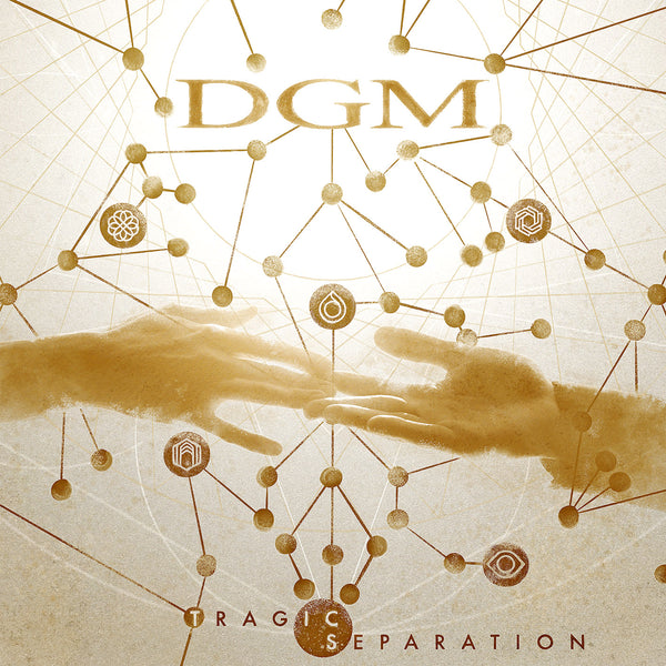 DGM - Tragic Separation CD (PRESALE 10/09/20)