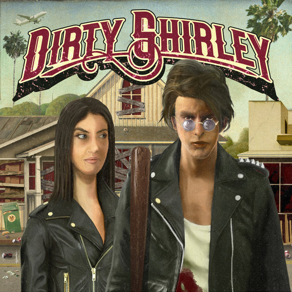 Dirty Shirley - Self Titled Double LP (PRESALE 01/24/20)