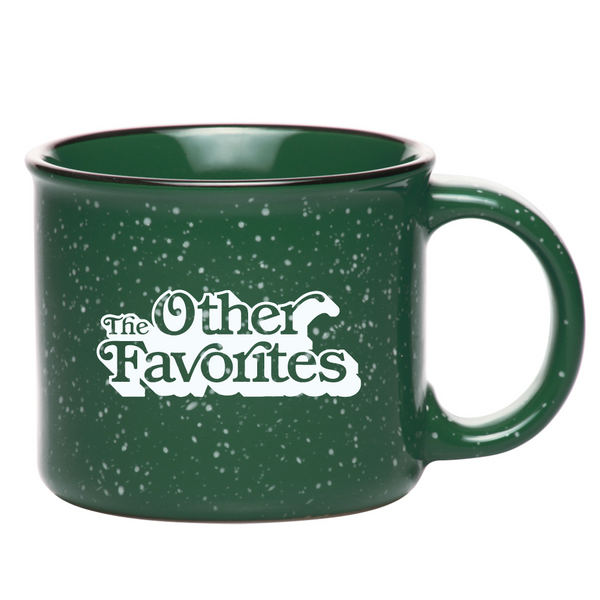 The Other Favorites - Logo Mug (Forest Green)