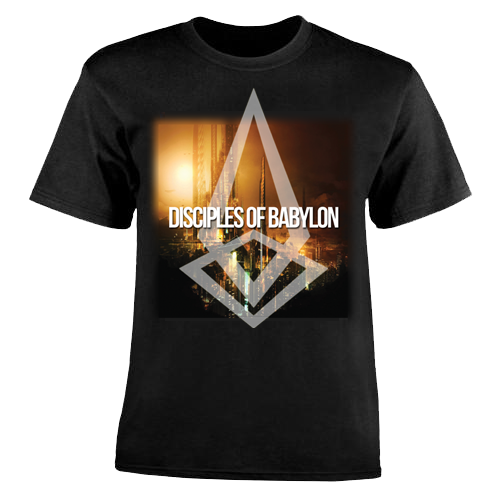 Disciples Of Babylon - Album Cover Glyph Tee