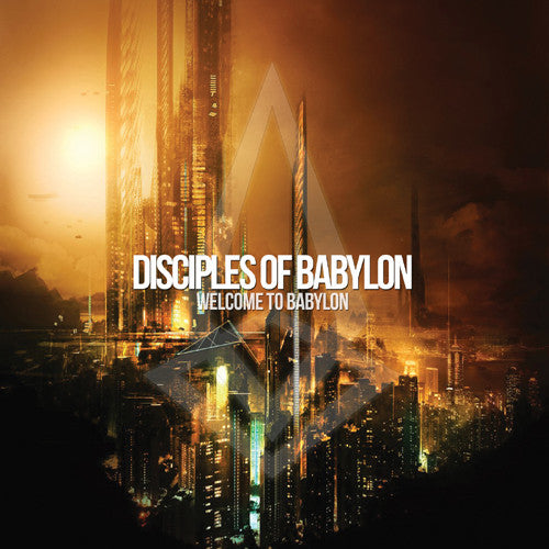 Disciples Of Babylon - Welcome To Babylon CD