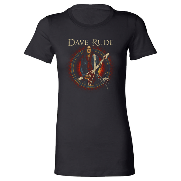 Dave Rude - Ladies Tee