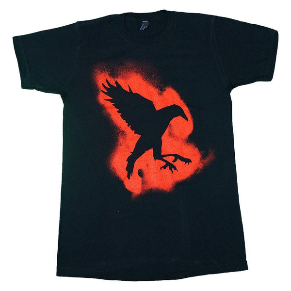Sister Sparrow & The Dirty Birds - Pound of Dirt Crow Tee (Black)