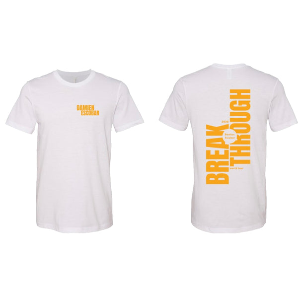 Damien Escobar - Breakthrough Tour Tee