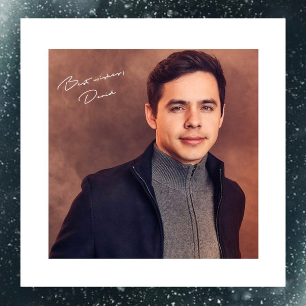 David Archuleta - Signed 8X10 Photo