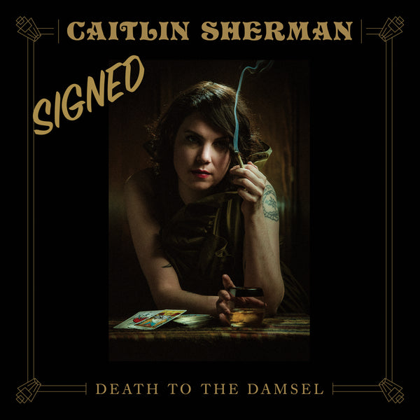 Caitlin Sherman - Signed CD