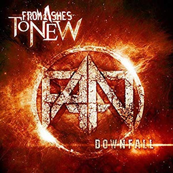 From Ashes to New - Downfall CD