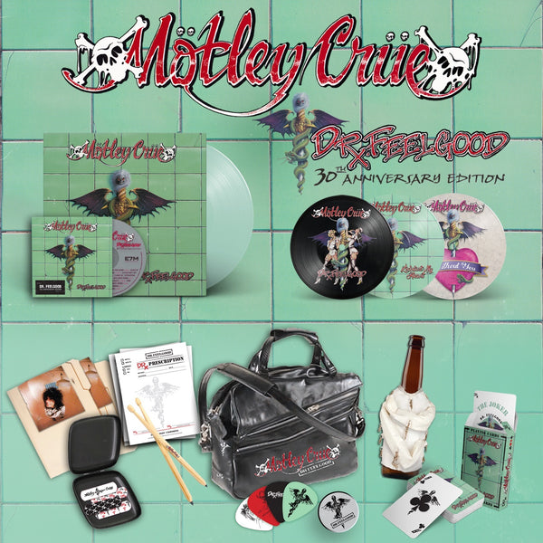 Motley Crue - Dr. Feelgood 30th Anniversary Box Set