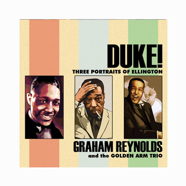 Graham Reynolds - Duke! CD (2011)