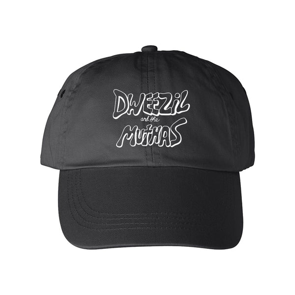 Dweezil Zappa - Dweezil and the Muthas Logo Hat (Black)