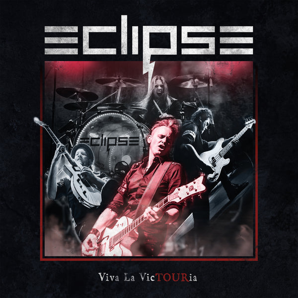 Eclipse - Viva La Victouria 2CD + DVD