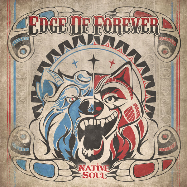 Edge Of Forever - Native Soul CD (PRESALE 12/06/19)