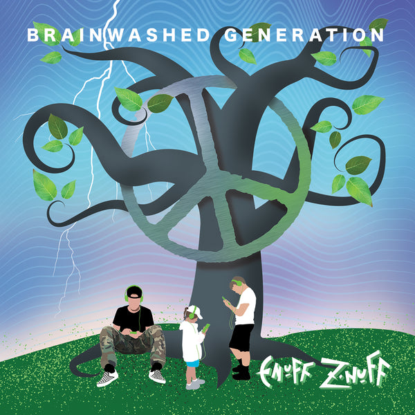 Enuff Z'Nuff - Brainwashed Generation CD (PRESALE 07/10/20)