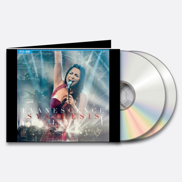 Evanescence - Synthesis Live - CD/Blu Ray