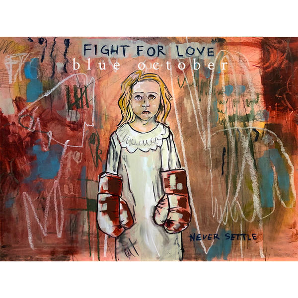 Blue October - Fight For Love Puzzle