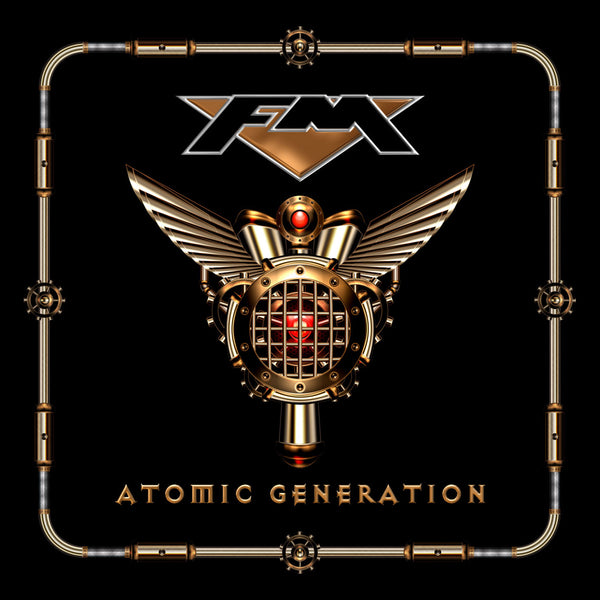 FM - Atomic Generation CD (PRESALE - EARLY OCT)