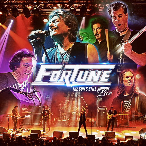 Fortune - The Gun's Still Smokin' Live CD/DVD (PRESALE 08/07/20)