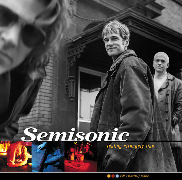 Semisonic - Feeling Strangely Fine 20th Anniversary Reissue CD Signed