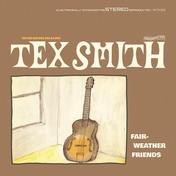 Tex Smith - Fair Weather Friends CD