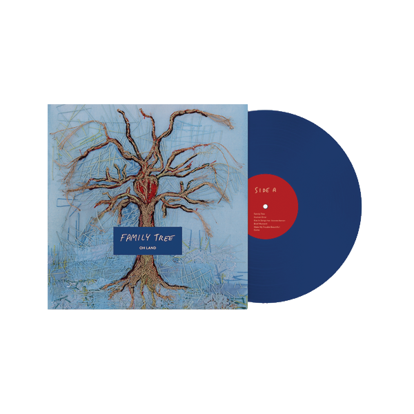 Oh Land - Family Tree Vinyl